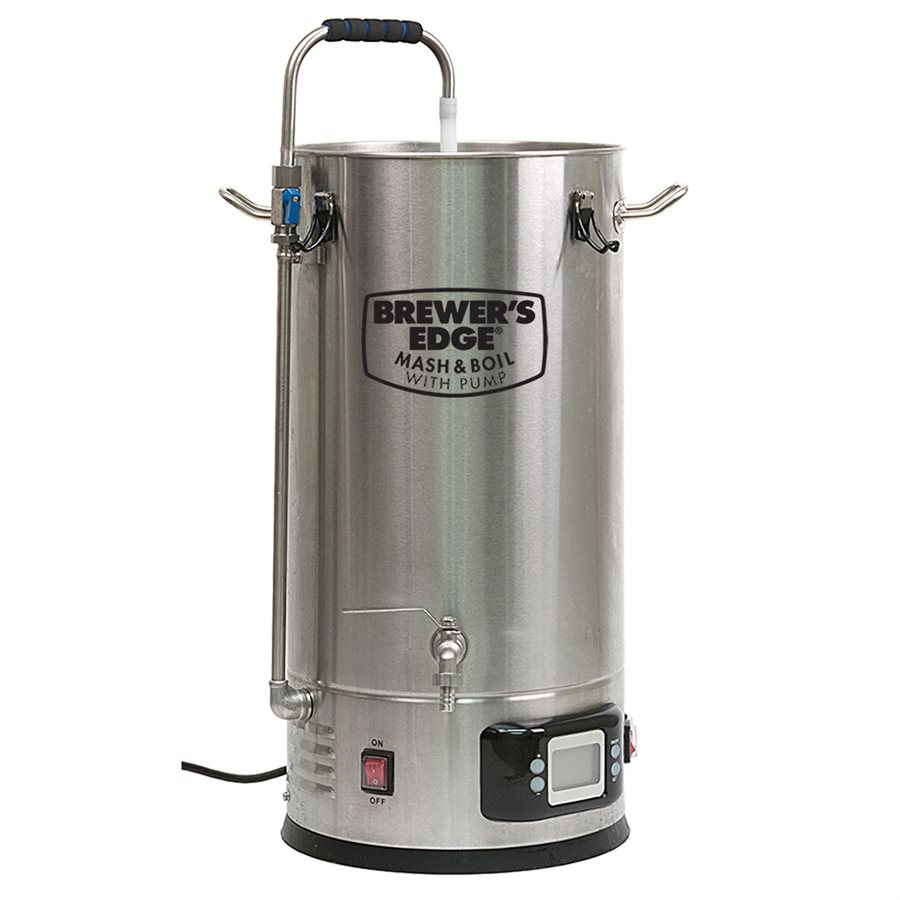 Brewer's Edge Mash and Boil with Recirculation Pump