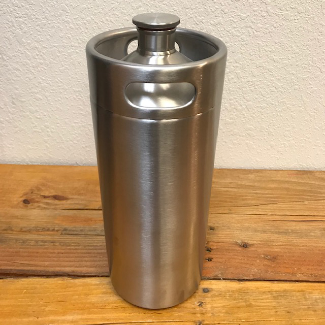 Personal Mini Keg - 4 liter - 1.05 gallon