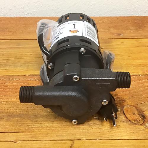 Chugger Magnetic Drive Brew Pump - Polysulfone Head