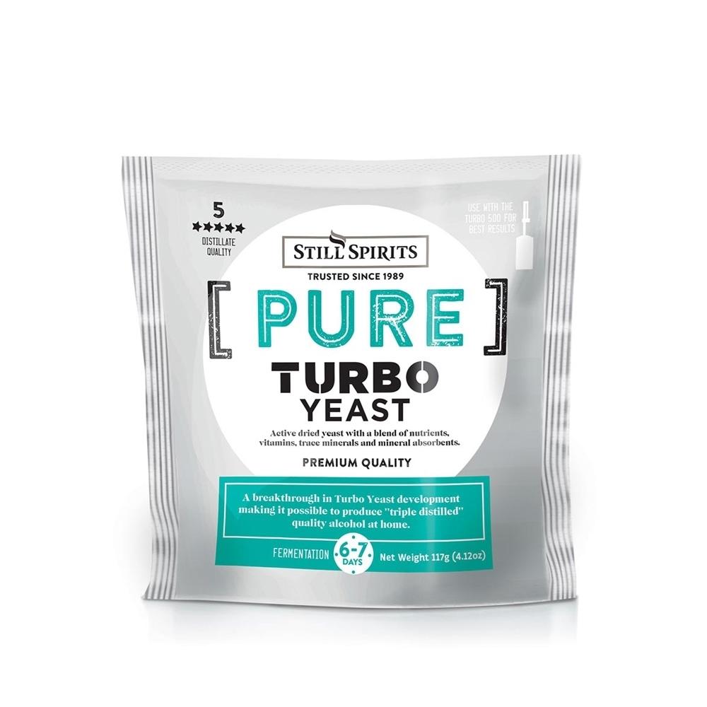 Pure-Triple-Distilled-Turbo-Yeast