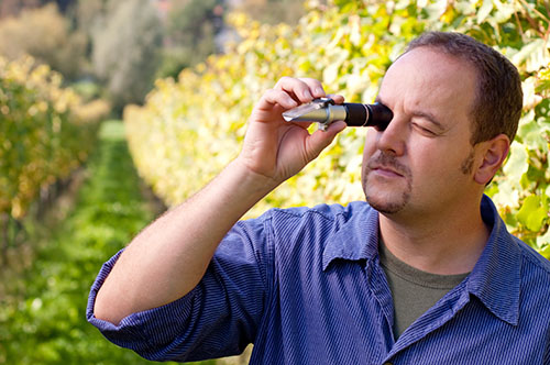 Refractometer for Specific Gravity