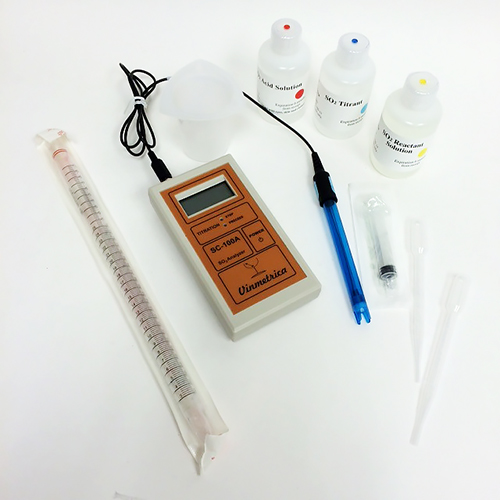 Vinmetrica SC-100A Sulfite tester