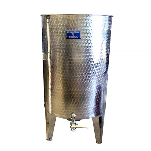 stainless vc tank