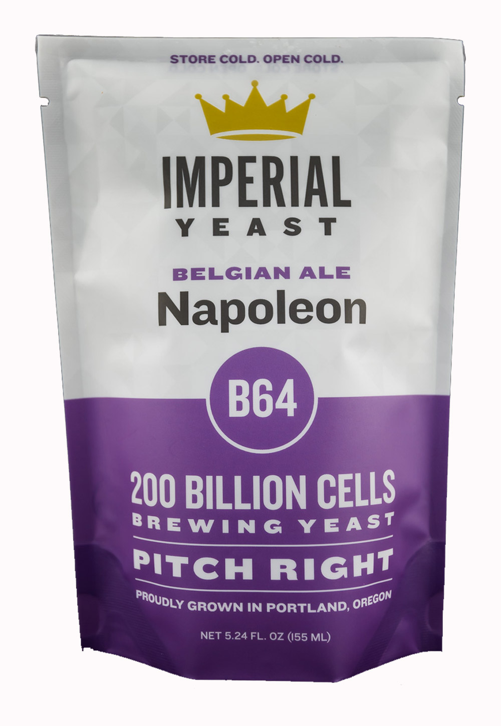 B64 Napoleon Saison Yeast from Imperial Yeast