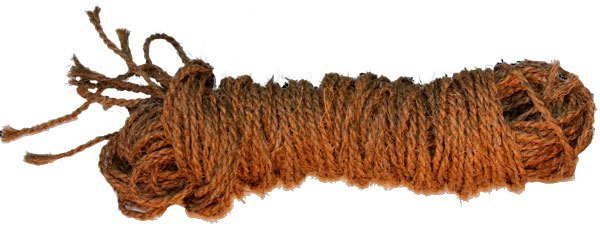 Coir Yarn - 20 ft Strings of Hop Twine - Pack of 10