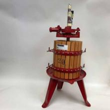 PRE-ORDER FOR JULY 2021 - #20 Grape Wine Press 8x12 (2 1/2 gallon)