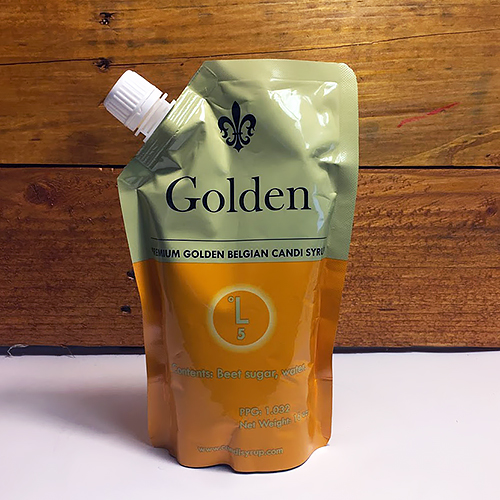 Belgian Candi Syrup - Golden - 1 lb.