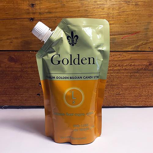 Belgian Candi Syrup - Golden - 1 lb.
