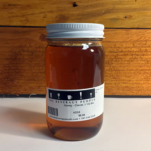 Clover Honey for Making Mead, Cyser, Melomel, Braggot, and Honey Beer