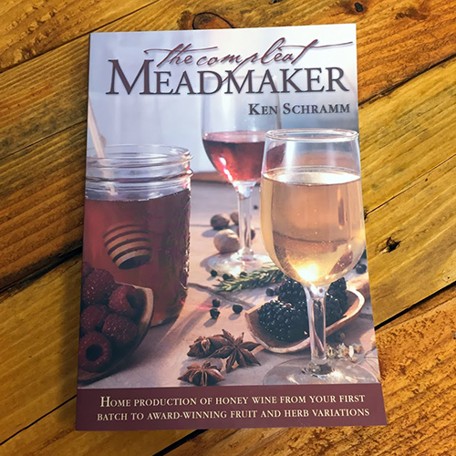 The Compleat Meadmaker, Schramm | The Beverage People