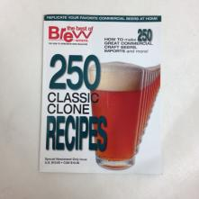 250 Classic Clone Recipes (Special Issue),The Best of Brew Your Own