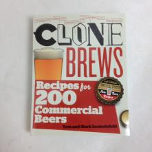 Clone Brews, Szamatulski, 2010 Ed., Recipes for 200 Commercial Beers