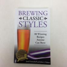 Brewing Classic Styles - Jamil Zainasheff and John Palmer