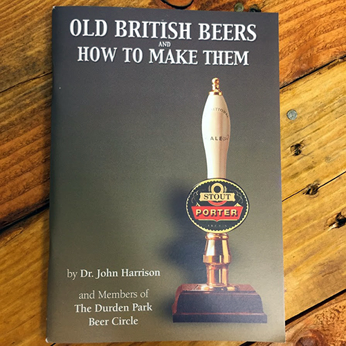 Old British Beers and How to Make Them