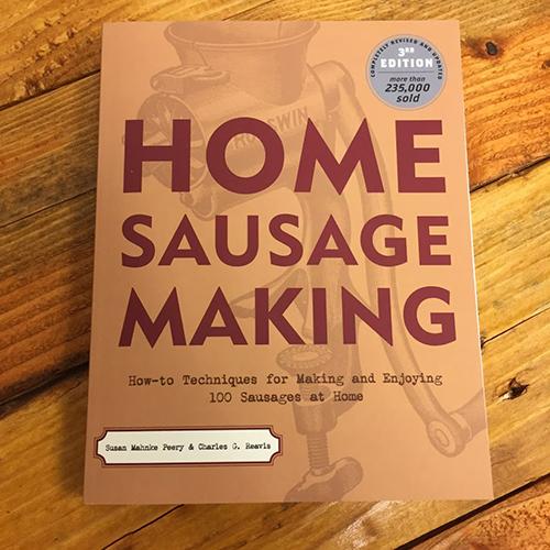 Home Sausage Making, Reavis