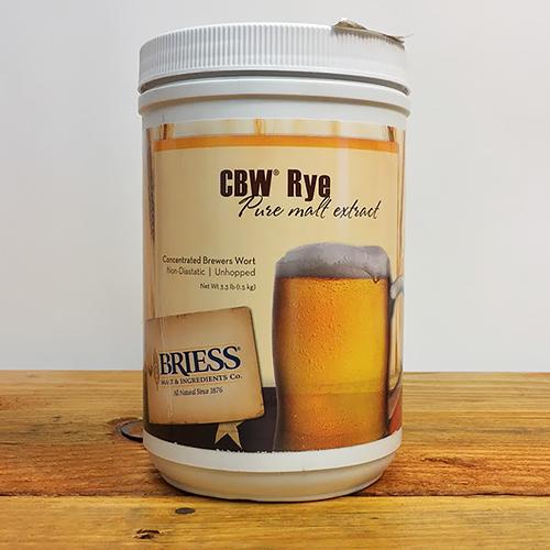 3.3 lbs. Briess Rye Malt Extract