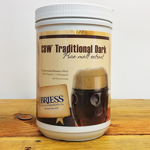 3.3 lbs. Briess Dark Malt Extract