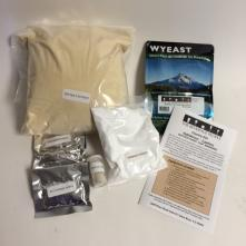 Country Girl Weizen Style Wheat - 5 gallon Partial Mash Extract Beer Kit w/ Wyeast 3056 Yeast