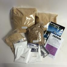 New Archangel Oatmeal Stout - 5 gallon Partial Mash Extract Beer Kit W/ Wyeast 1968 Yeast