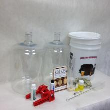 Meadmakers Equipment Kit, 5 gallons