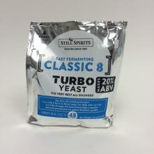 Still Spirits Classic Turbo Yeast- High Alcohol Dry Yeast (175 grams)