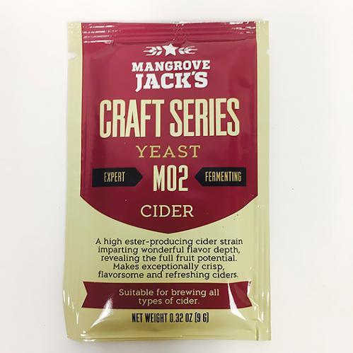 Mangrove Jack M02 Cider Yeast