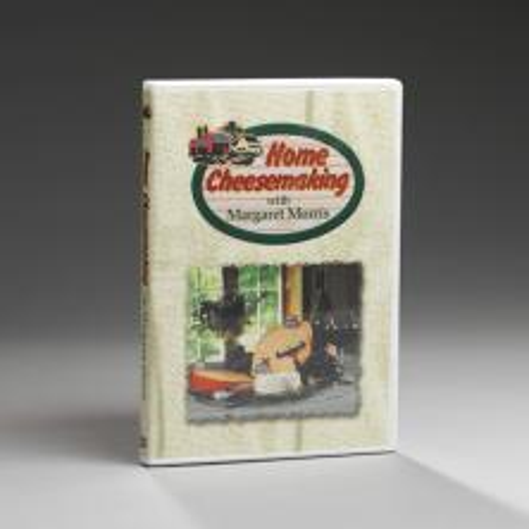 Home Cheesemaking, Morris, DVD