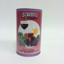 Zinfandel Concentrate 46 oz. can