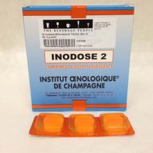 IO Inodose Effervescent SO2 Tablets, Box of 48, 2 g each