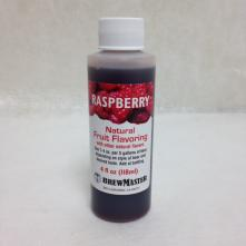 Natural Fruit Flavoring - Raspberry 4 oz.