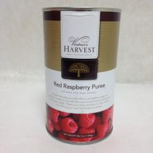 Red Raspberry Puree, Seedless 3 lb. Vintner's Harvest Fruit Products