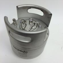 New Torpedo Ball Lock Keg - 1.5 Gallon