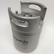 New Torpedo Ball Lock Keg - 2.6 Gallon
