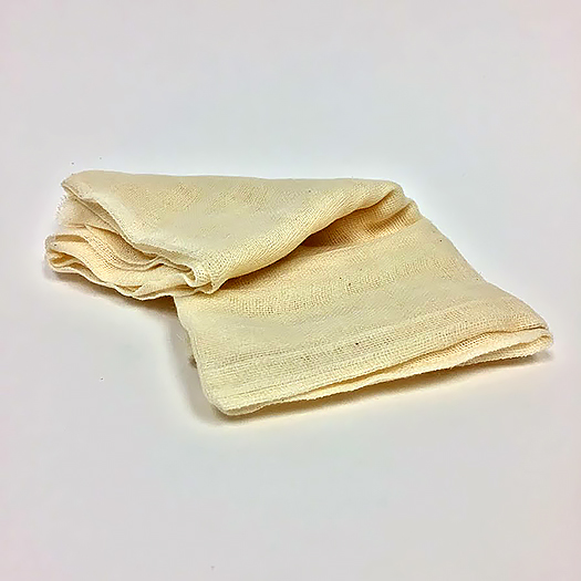 Cheesecloth - One Square Yard, Unbleached Grade #50 (28 x 24)