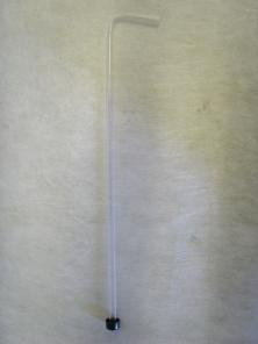 Racking Tube, 1/2 I.D., Clear, 22 Long