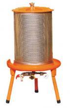 Speidel Water Bladder Press 40 Liter, Stainless Cage (18.5 x 19) 10.5 gallon capacity
