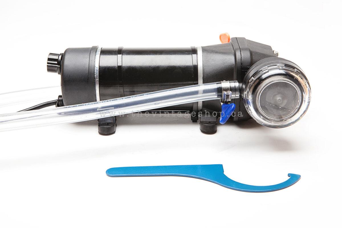 Wine SUPER Transfer Pump - Variable Speed - Diaphragm